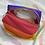 Thumbnail: Brite Rainbow Mini Dopp Kit Pouch