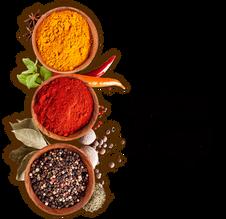 Spices Galore!