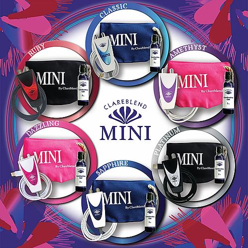 "MINI ""Minimize Imperfections Naturally Improve"""