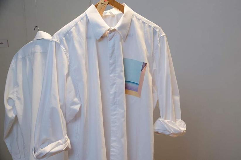 Camisa intervenida
