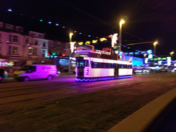 Blackpool Illuminated Trams