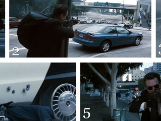 Cinematography & directing tips - Filming shootouts