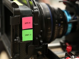 Cinematography tips: Using camera filters