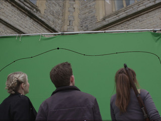 Cinematography and visual effects tips: Shooting and lighting for green screen work.