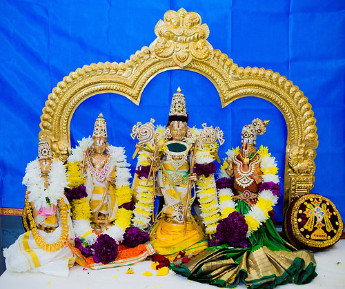 Kalyana Utsavam (only on scheduled days)