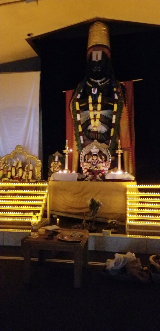 Sahasra Deepa Alankaram