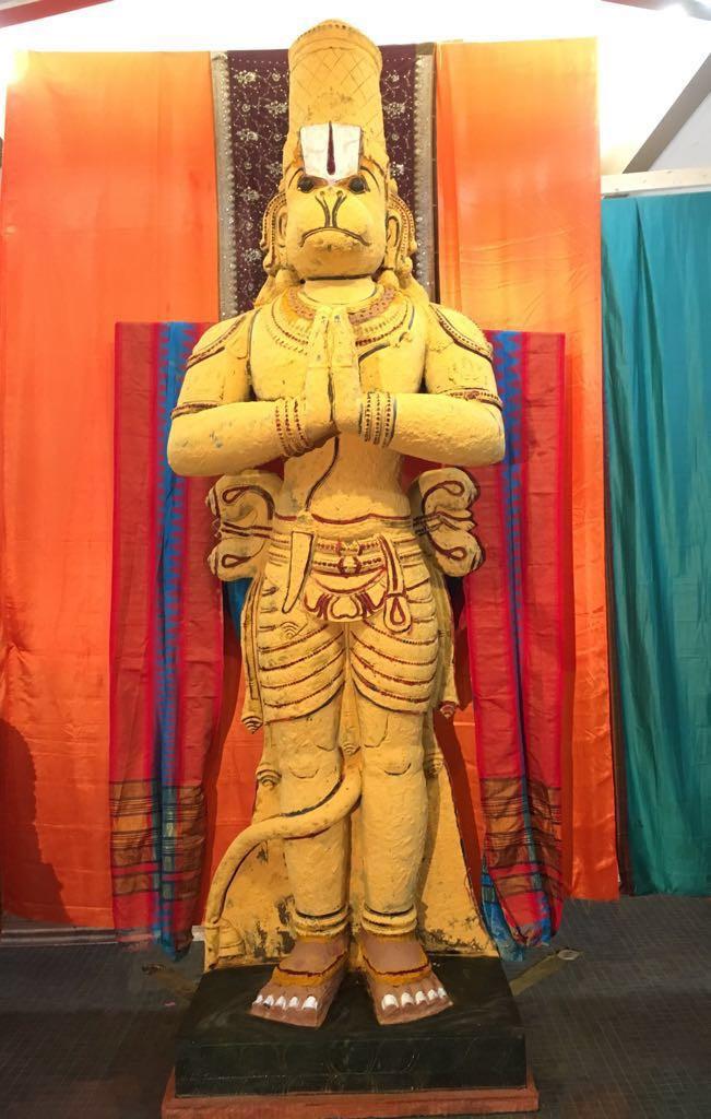 Chandana Kaapu (Sandalwood Alankaram)