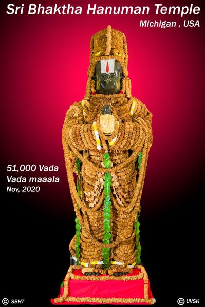 51,000 VADAMALAS ALANKARAM NOV 2020