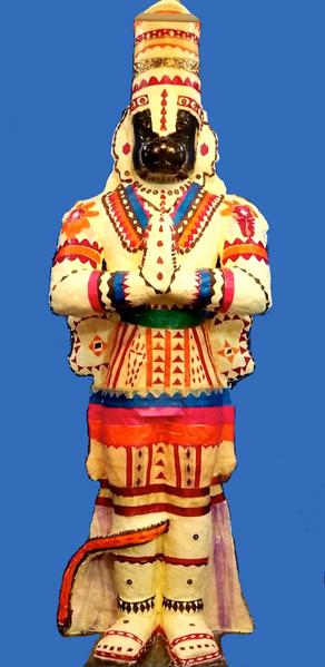 Vennai Kaapu (Butter Alankaram) April 2019