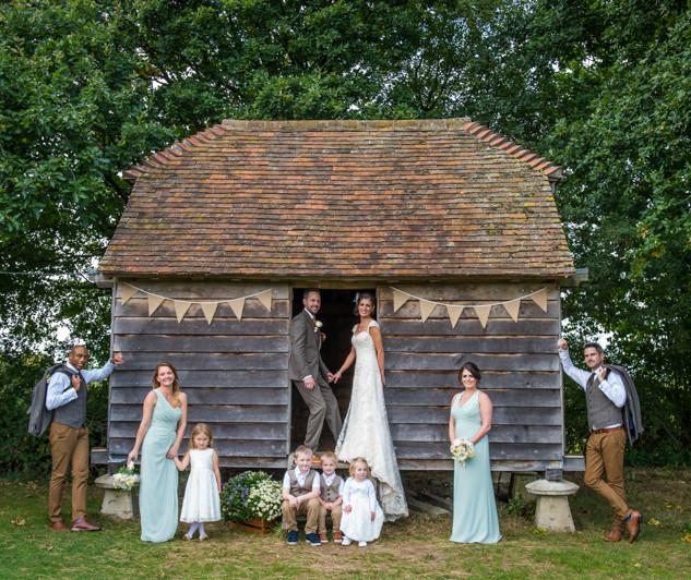 Gildings+Barn+Wedding+Photography,+Surre