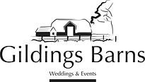 @Gildings Barn Logo Weddings & Events B&