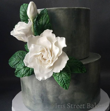 Industrial Wedding Cake 🛠_•_•_•_#indust