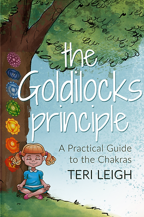 The Goldilocks Principle Book Cover Teri Leigh