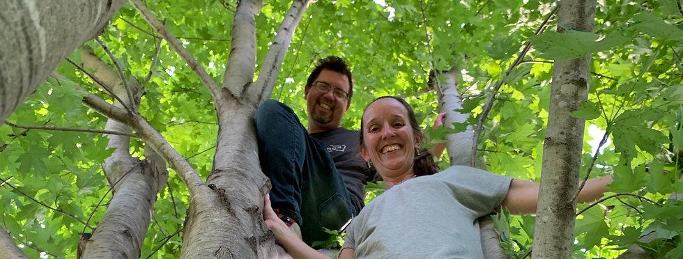 Teri & Alex Tree