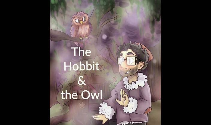 Hobbit & Owl Get Engaged!