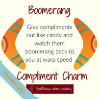 The Power of Word - 'It Takes One to Know One' & the Boomerang Magick of A Compliment Charm