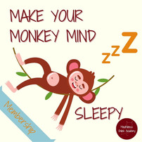 5 Ways to Tame the Monkeys in Your Mind (so you can finally sleep)