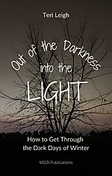 Out of the Darkness into the Light Book Cover Teri Leigh