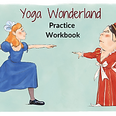 Yoga Wonderland Journal & Workbook