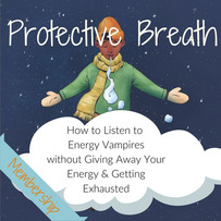 How to BREATHE While Listening to People