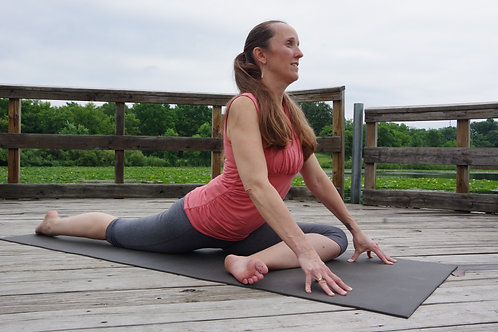 40 Days to Personal Revolution Yoga Practices