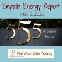 Empath Energy Report 5.5.21 ~ Body Talks