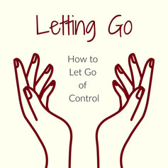 Letting Go (of control)