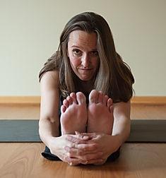 Teri Leigh Yoga Fold Spirtual