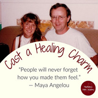 The Power of Word - How to Cast a Healing CHARM