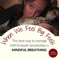 How to REALLY Calm Your Nerves & Hormones (and what works best for HSPs & Empath Sensitivity)