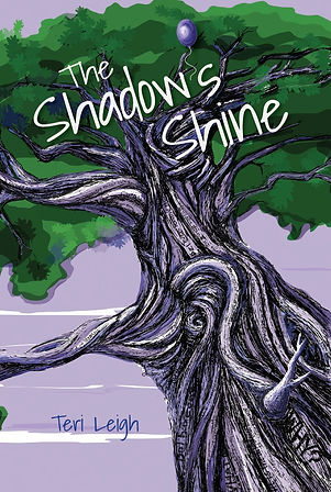Shadow's Shine Front Book Cover Teri Leigh