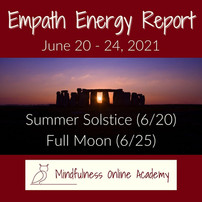 Empath Energy Report: 6.21.21 Empaths Called to Action
