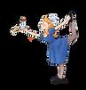 Alice Dancer Blue