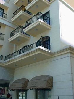 Steel Works - Balconies