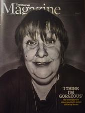 Observer Magazine Kathy Burke