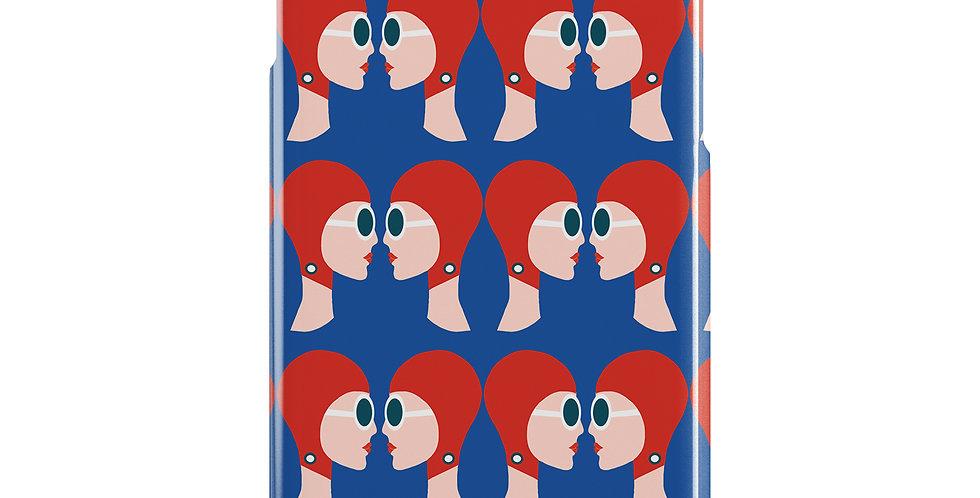 Lido Ladies iPhone case