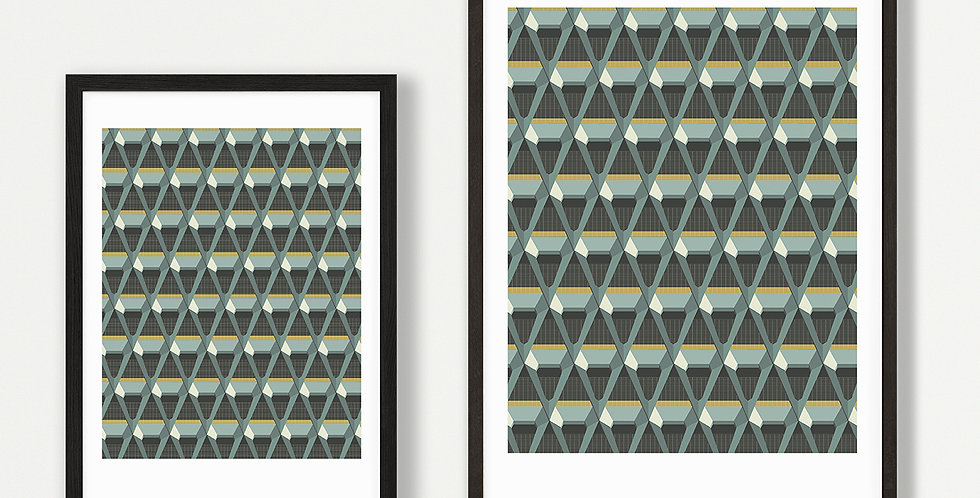 Welbeck unframed print - wholesale