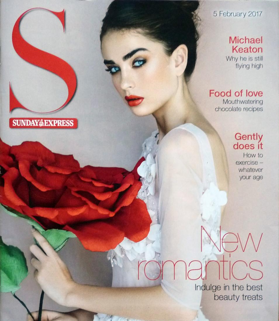 S magazine Sunday Express