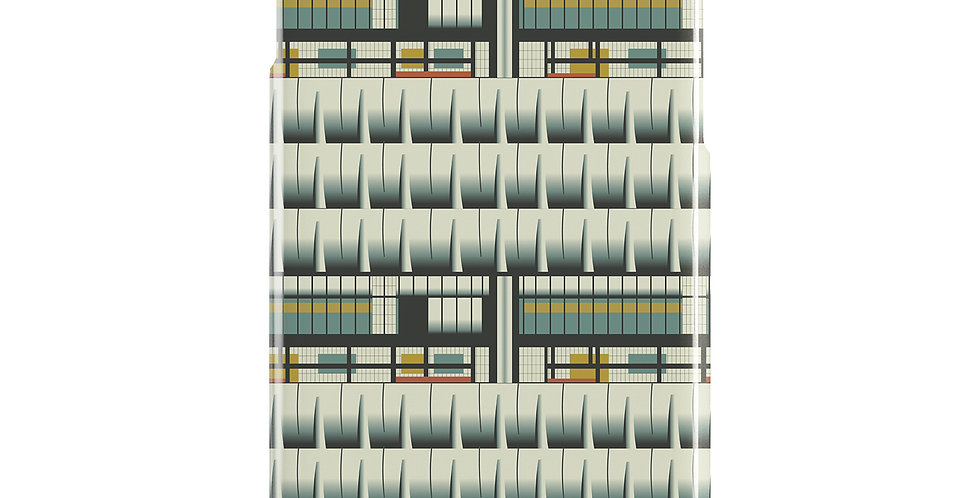 Preston Bus Station iPhone case