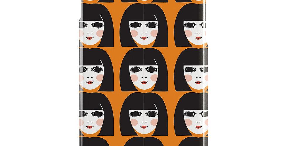 60s Girl iPhone case