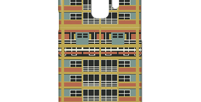 Balfron Tower Samsung case