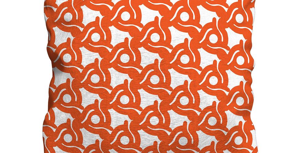 Spacer Orange cushion
