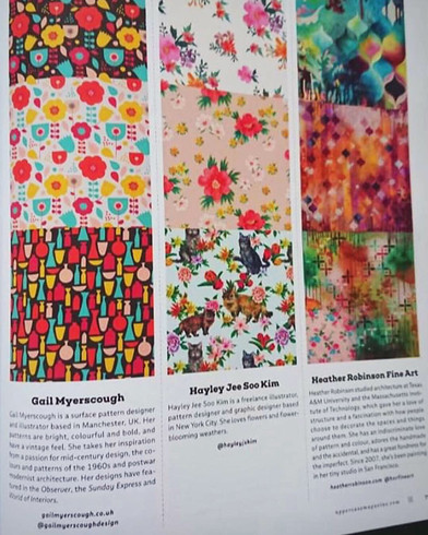 Uppercase Surface Pattern Design Guide