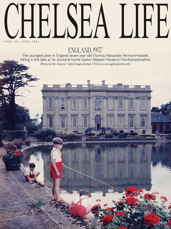 Chelsea Life magazine