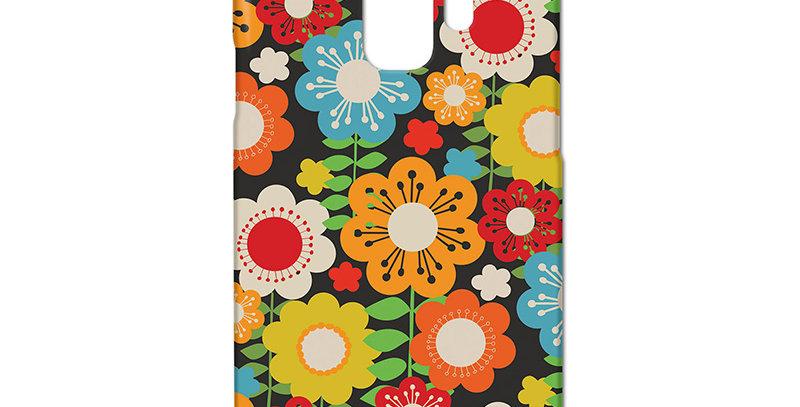 Bright Bloom Samsung case