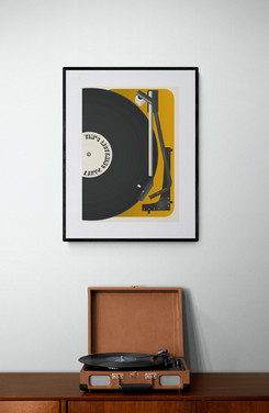 Listening Party print