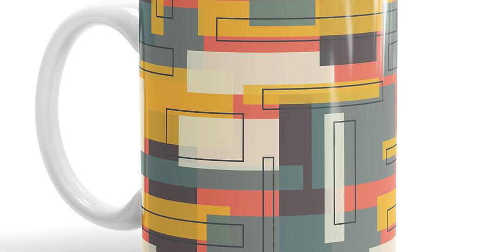 Albers Yellow mug
