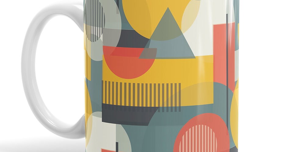 Berger Yellow mug