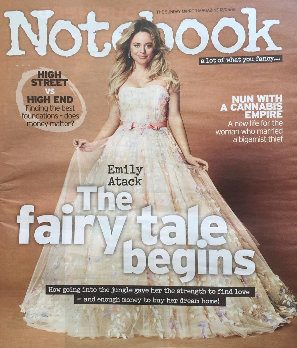 Notebook magazine - May 2019