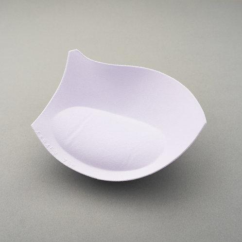 Push-Up Kissen - BH-Cups zum Einnähen- Weiß - mittel stark - 75B